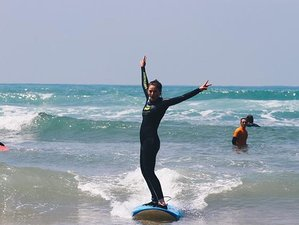 8 Days Yoga and Surf Camp Ericeira, Portugal