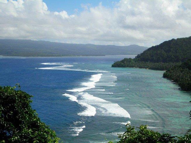 8 Days Intermediate Surfing Holiday in Fiji