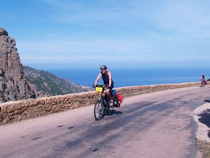 8 Days Self-Guided Cycling Holidays in Corsica, France
