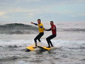 8 Days Surf Camp in Tenerife, Canary Islands, Spain