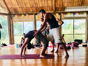 21 Day 200-hr Transformational Ashtanga Vinyasa Yoga Teacher Training at Lake Atitlan, Guatemala