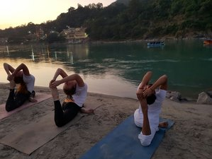 29 Days 300 Hour Yoga Teacher Training & Emotional Blockage Course in Rishikesh, India