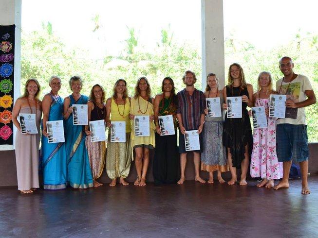 28 Days 200-Hour Yoga Teacher Training in Rishikesh, India