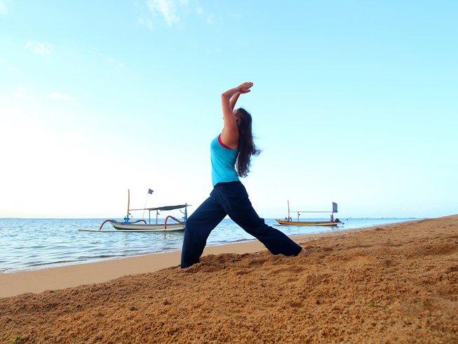 4 Days Bali Yoga Retreat