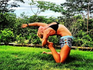 5 Days Springtime Getaway Yoga Retreat in Costa Rica