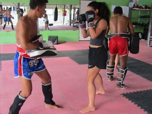 1 Month All Inclusive Muay Thai Training Camp in Krabi