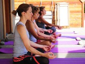 8 Days Alpine Wellness Yoga Retreat in France