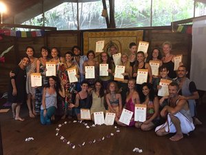 30 Days 200hr YTTC Yoga Teacher Training in Mexico