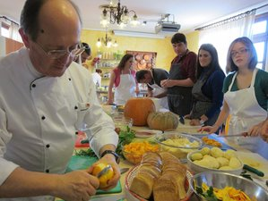 8 Day Gourmet Cooking Vacations in Tuscany, Province of Lucca