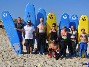 5 Days New Year Surf and Yoga Retreat in Portugal