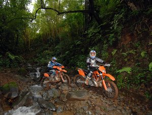 7 Days Coastal and Guided Moto Tours Costa Rica