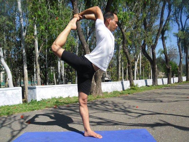 26-Daagse 200-urige Yoga Docententraining, India