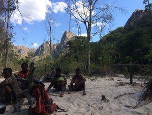 17 Days Trekking Adventure Safari in Makay, Madagascar