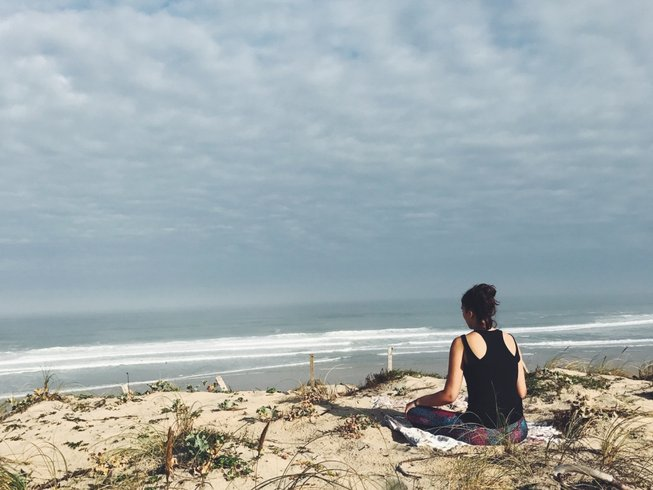 """4 jours en stage de yoga et méditation """"Initiation à la méditation"""" dans le sud-ouest de la France"""
