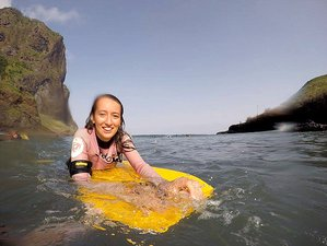 11 Days Bodyboarding Camp in Funchal, Portugal