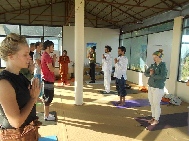 6 jours en stage de yoga tantra au Népal