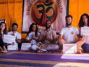 27 Day 200-Hour Yoga Teacher Training Course in Dharamshala
