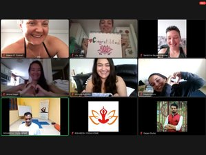 25 Day 200-Hour Online Hatha, Vinyasa, Yin Yoga Teacher Training with Certification