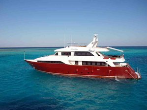8 Days Luxurious Kite Surf Cruise in the Red Sea, Egypt