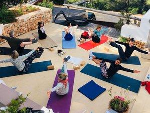 6 Tage Yoga Retreat, Freude am Leben auf Ibiza, Spanien