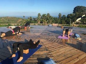 8 Tage Yoga, Meditation, Wandern und Ayurvedischer Kochkurs in einer Biofinca auf Teneriffa
