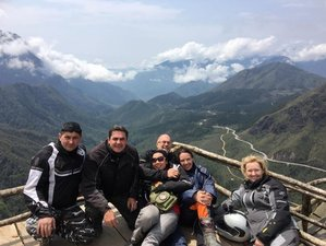 7 Days JJ's Mystery Guided Motorcycle Tour in Vietnam