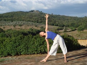 8 Days Hiking and Yoga Retreat Italy