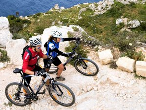 5 Days Guided Climbing and Mountain Biking Holiday in Malta and Gozo