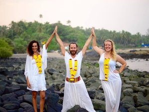 10-Daagse Relaxte Yoga Retraite in Goa, India