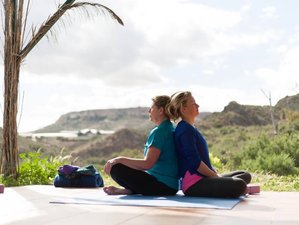 7 Day Nourish and Nurture Your Body and Mind: Your Inner Sun Easter Yoga Retreat in Totana