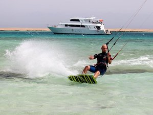 7 Days Kitesurfing Safari and Surf Camp Egypt