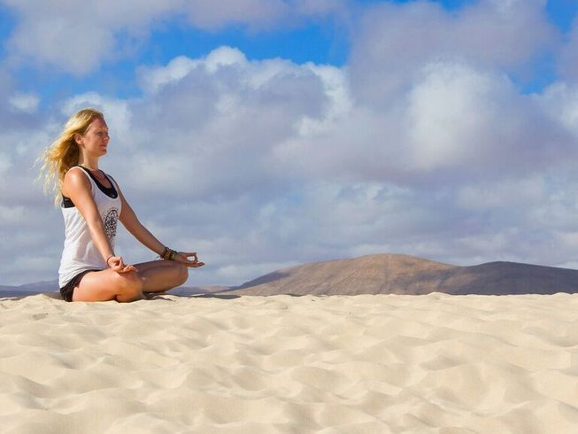 8 Days Pilates, Surf, and Yoga Retreat in Fuerteventura, Spain