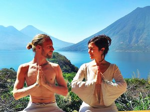 34 Days 250-Hour Authentic Yoga Teacher Training with Ayurveda Module in Lake Atitlan, Guatemala