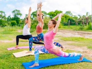 5 Day Safari Yoga Retreat in Weerawila, Southern Province