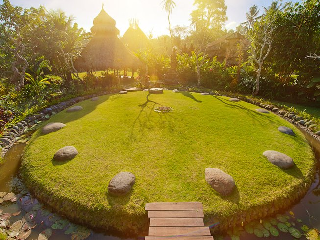 8 Days Luxurious Yoga and Detox Retreat in Bali