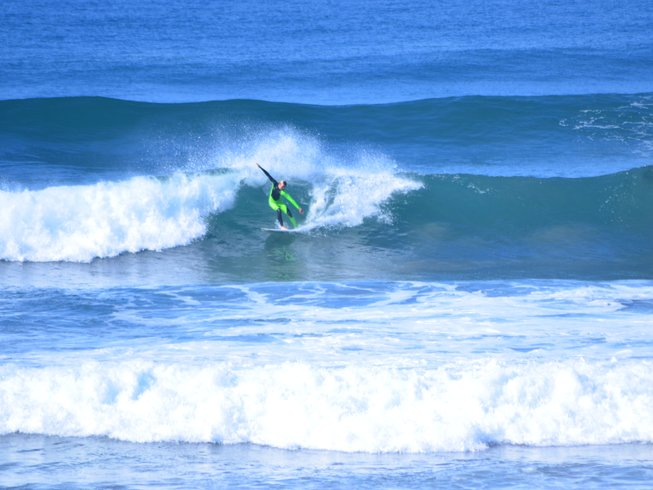8 Days Surfari Camp in Tamraght, Morocco