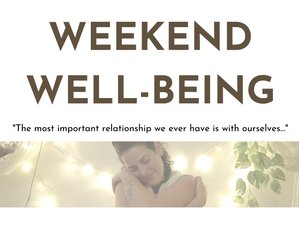 2 Day Online Weekend Well-Being Retreat for Sparking Inner Transformation