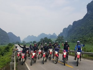 14 Day Saigon to Hanoi Coastline Guided Motorbike Tour Vietnam
