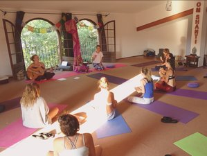 31 Days 200 Hour Yoga and Meditation Teacher Training in Barcelona, Spain