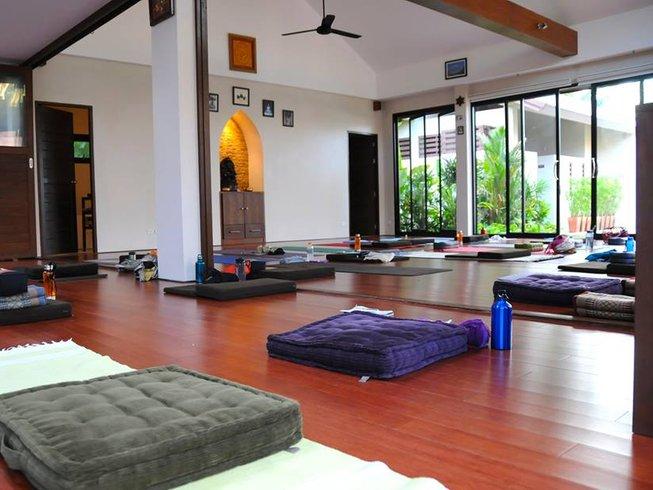 8-Daagse Afslank en Yoga Retraite in Koh Samui, Thailand