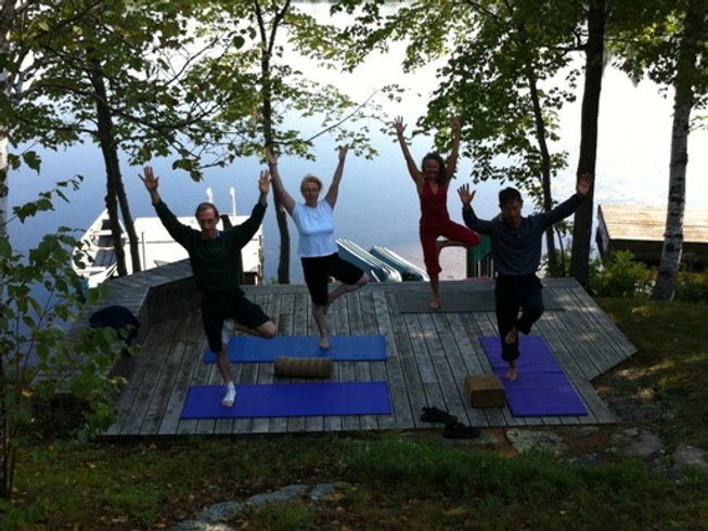 5 Days Yoga Retreat in Ontario, Canada