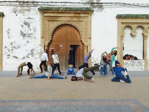8 Days Luxury Yoga Retreat in Morocco