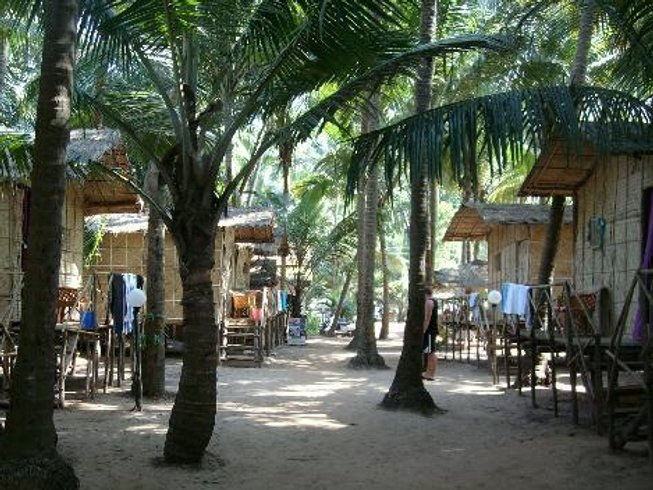 15 Tage Meditation und Hara Yoga Urlaub in Nord Goa, Indien
