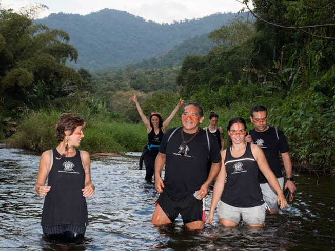 8 Days Ecological and Cultural Immersion Surf and Yoga Retreat in Ubatuba, Brazil