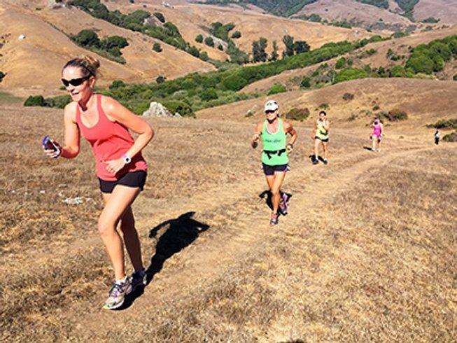3 Days California Running, Pilates, Wine Tasting and Yoga Retreat