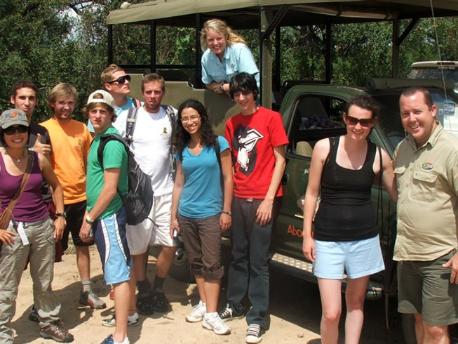 3 Days Lion King Safari South Africa