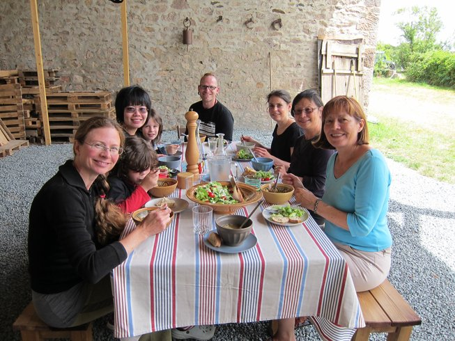4 Days Weekend Cooking, Pilates and Yoga Retreat in France