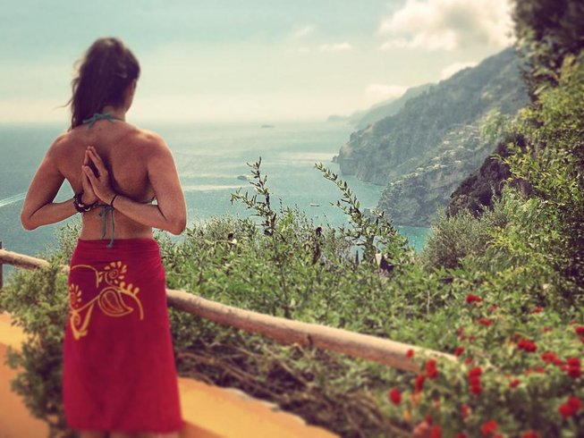 6 Days Summer Yoga Retreat in Positano, Italy