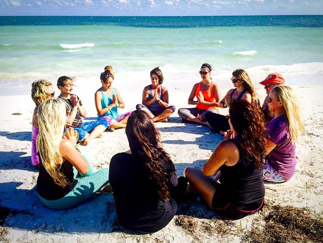 18 Days Full Circle Spiritual 200-Hour Yoga Teacher Training in Satellite Beach Florida, USA