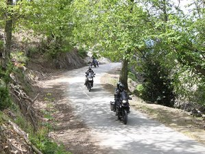 6 Days The Most Beautiful Roads of Corsica Self-Guided Motorcycle Tour in France